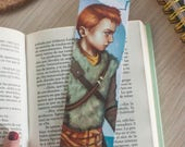 God of War bookmark, Atre...