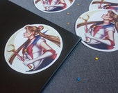 Sailor Moon sticker, Sail...
