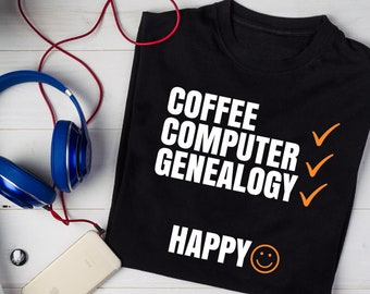 Funny Genealogist Etsy