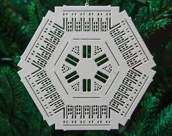 Mesa Arizona Temple Christmas Ornament