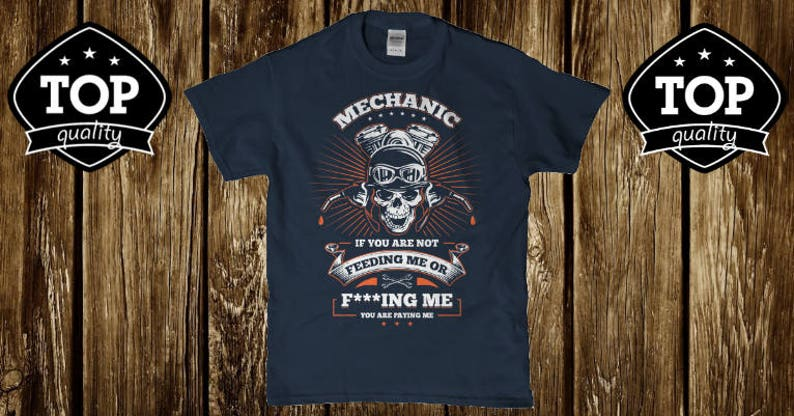 b520da26 Mechanic Mens T-shirt/tee Great gift for muscle car Hot | Etsy