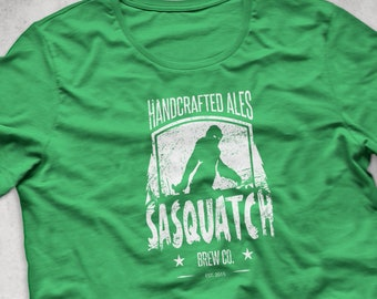 4a70283a Sasquatch Brew Co. · Short-Sleeve T-Shirt