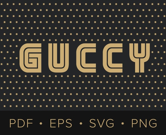 cb0f7d4b94d59 Gucci Guccy Sega Inspired Logo Vector Art, SVG PDF EPS png format download