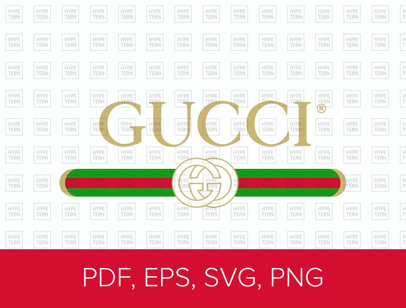 a0bbf93646efb Gucci Washed Inspired Logo Vector Art (PDF, EPS, SVG, png) file format