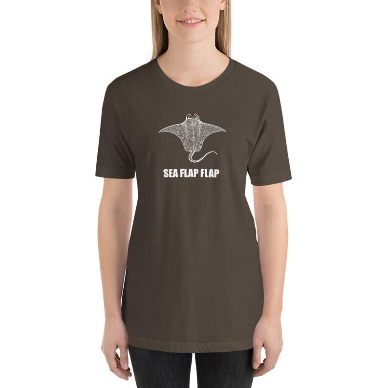 35481845 Sea Flap Flap Internet Meme Animals Shirt Men Women Funny | Etsy