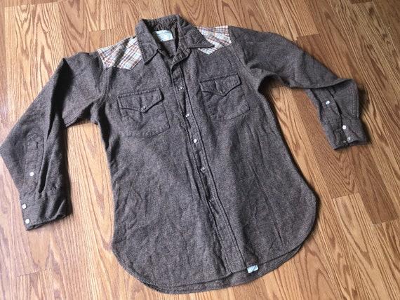 Vintage Pendleton Western Wear Shirt ||  Medium  … - image 2