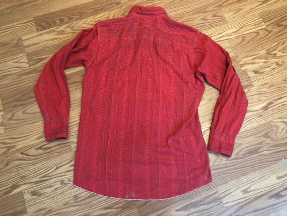 Vintage Single-Stitch Western Shirt ||  Medium  |… - image 2