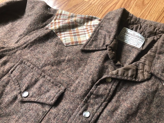 Vintage Pendleton Western Wear Shirt ||  Medium  |