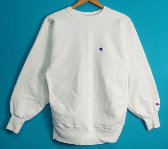 c9b3a8ad CHAMPION Crewneck Sweatshirt Size Large | Etsy