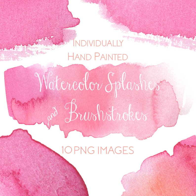 Bright Pink Watercolor Bright Pink Watercolour Bright Pink Watercolor Splashes And Backgrounds Bright Pink Watercolor Logo Watercolour