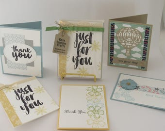 Assorted Greeting Cards (Set of 5)