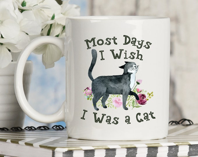I Wish I Was a Cat Mug
