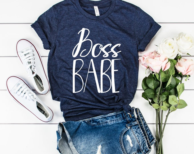 Boss Babe Tee