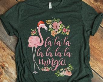 Fa La la La Mingo Christmas Tee