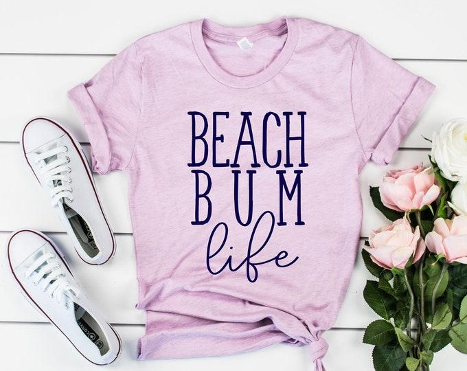 Beach Bum Life Tee