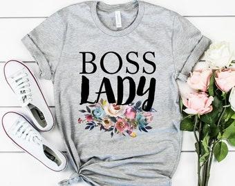 Boss Lady Tee