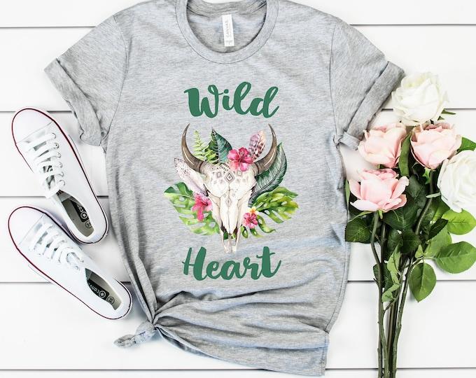 Wild Heart Tee
