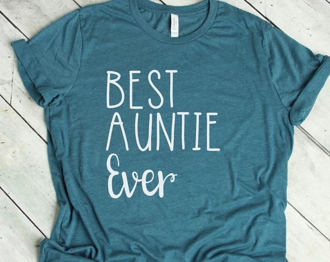 Best Auntie Ever Tee