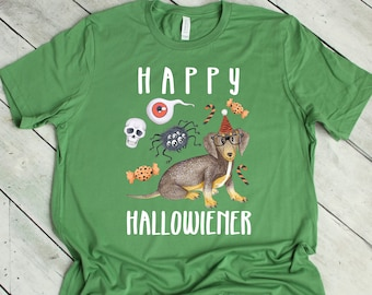 Happy Hallowiener Tee