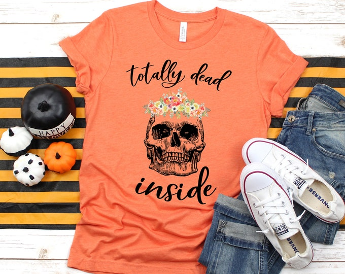 Totally Dead Inside Tee