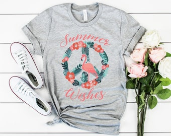 Summer Wishes Tee