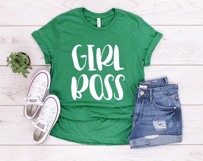 Girl Boss Tee