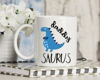 Daddy Saurus Mug