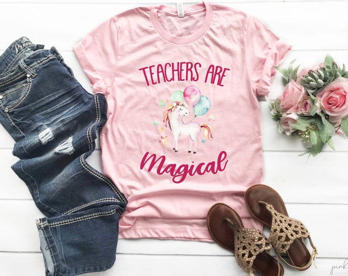 Teachers are Magical Tee