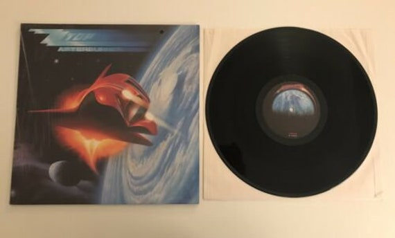 ZZ Top - Afterburner Vinyl Record