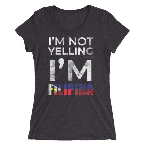 Custom Toddler T-Shirt Im Not Yelling Lebanese Cotton Boy /& Girl Clothes