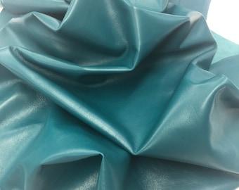 BLACK Suede LEATHER GENUINE Glitter Purple Green Glamour Print Leatherleather sheetsleather skincrafting skinthickness 0.5-0.6mm