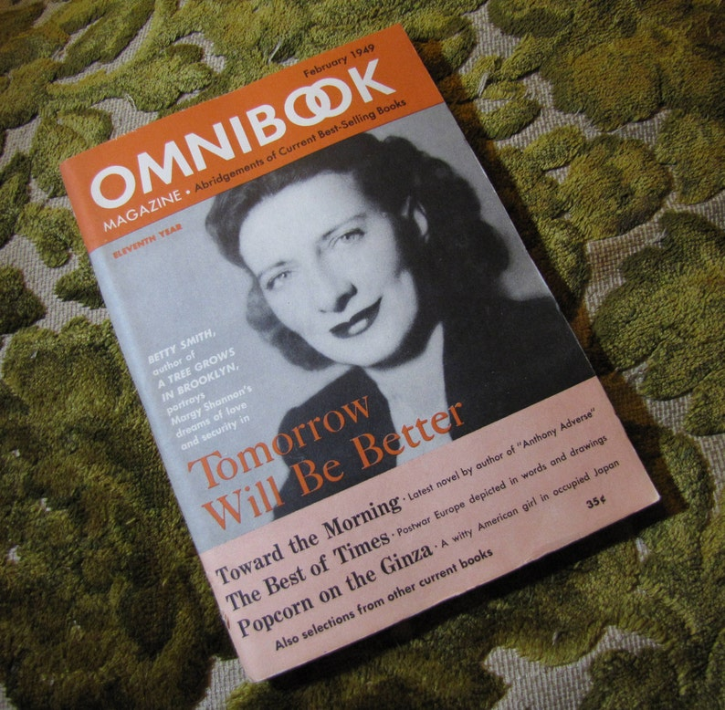 Vintage Omnibook Magazine February 1949 Issue  Best Selling image 0