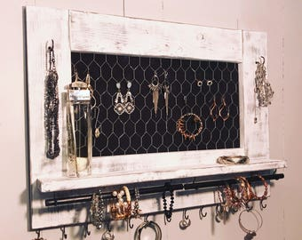 Beautiful Jewelry Organizer