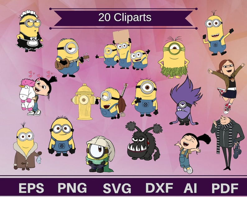 photograph relating to Minion Gru Logo Printable identified as 20 Despicable me clipart,minions clipart,minions svg,minions printable,minions print,minions blouse,minions decal,gru svg,gru printable,agnes