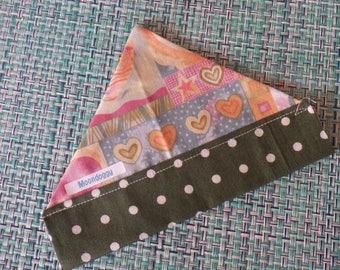 Dog Bandana, dog kerchief, pet accessories, dog clothes, dog collar