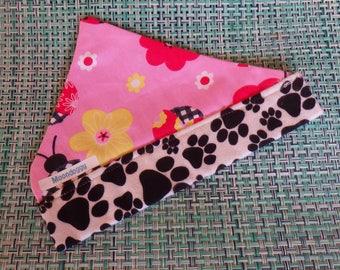 Dog bandana, dog kerchief, pet accessories, dog collar, dog clothes