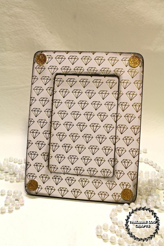 Diamant-Rahmen