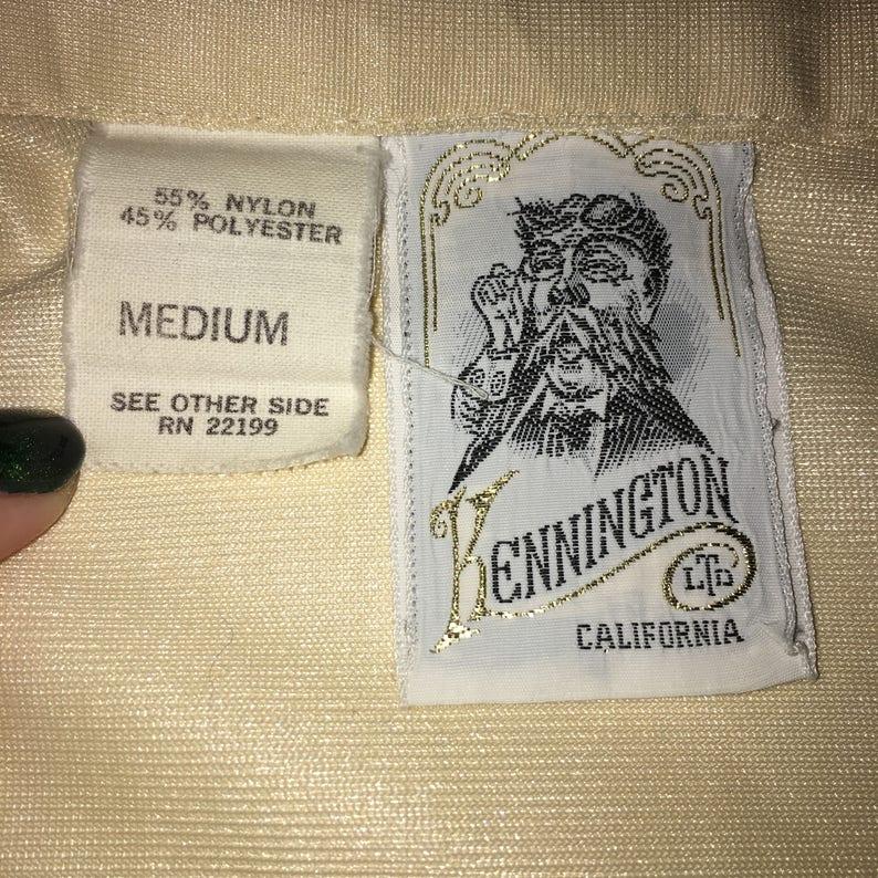 Vintage 70/'s RARE Kennington of California Top