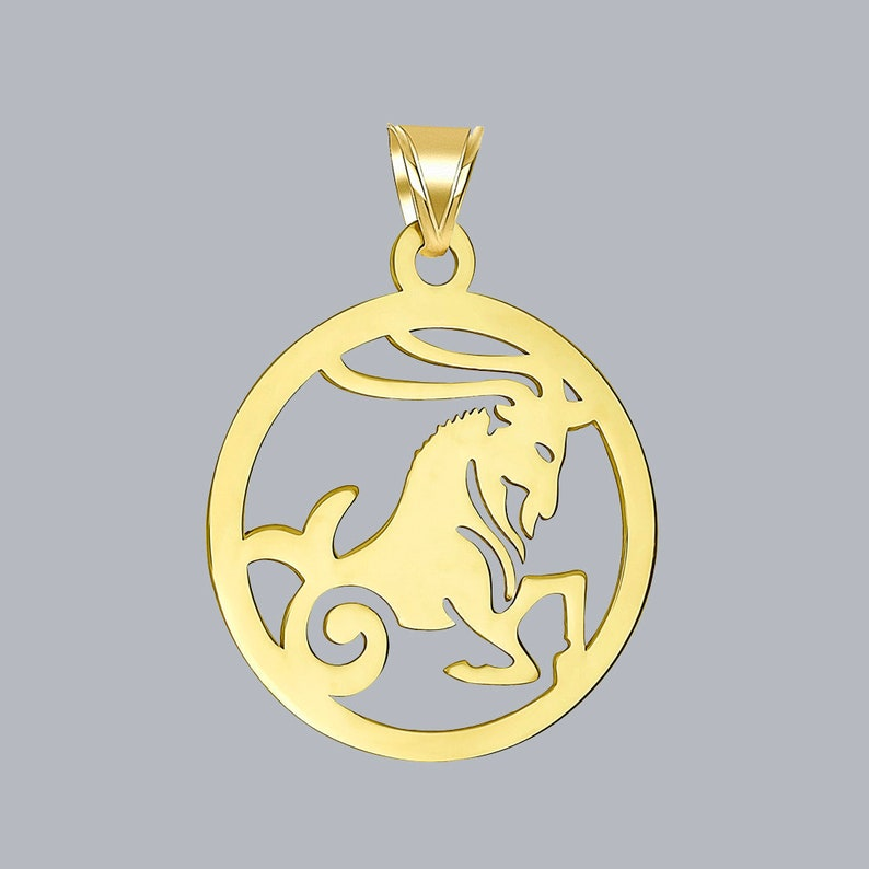 14k Yellow Gold Yellow Gold Textured Kangaroo Pendant