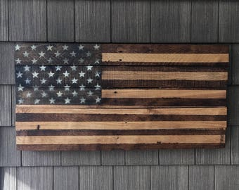Old American Flag Etsy
