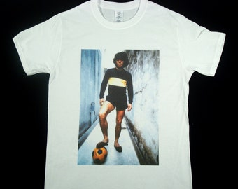 8eaaa5de8 Diego Maradona White T-shirt sizes available S-3XL