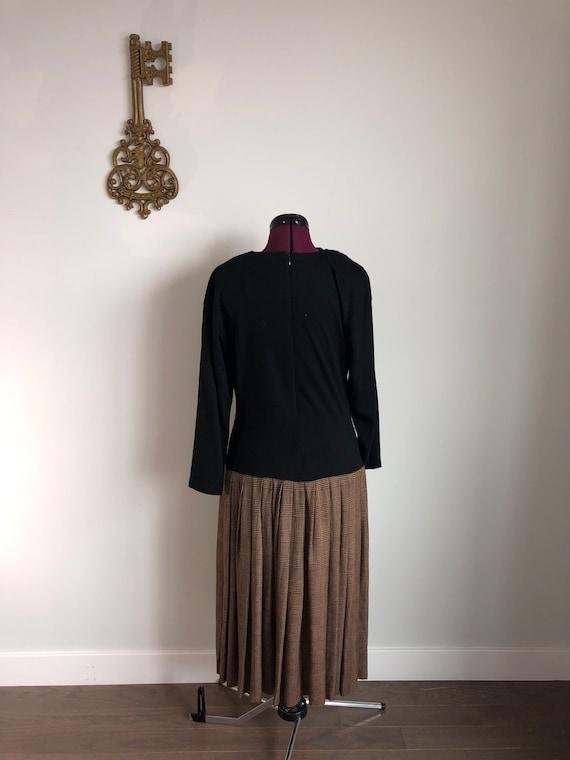 Vintage 80s Dress, Vintage 80s - image 3