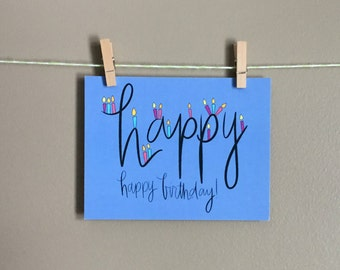 Happy Birthday Cards Wholesale Bulk Notecards