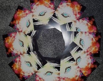 Awaken (5x7) cardstock