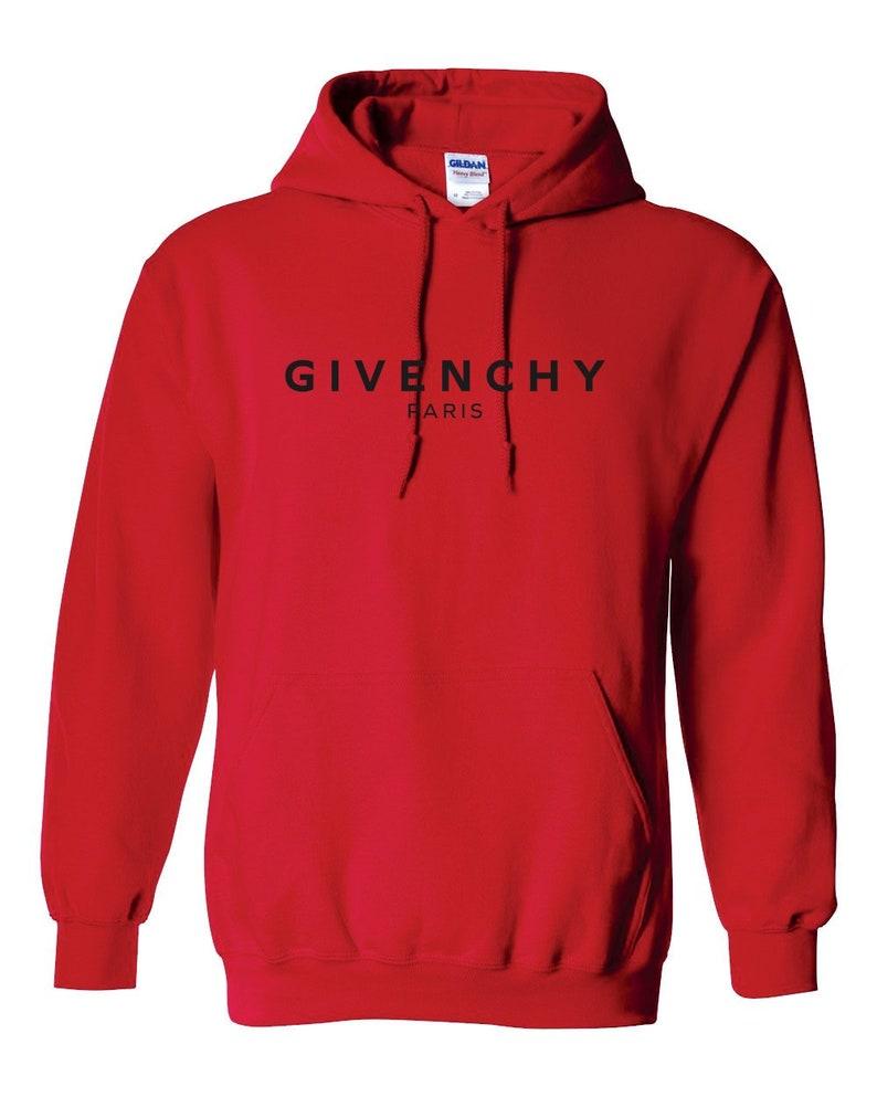 3c91bb14672 Givenchy Paris Unisex Sweatshirt Givenchy Hoodie Balenciaga