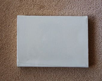 Canvas frame 22 X 16 painting or decorating cotton
