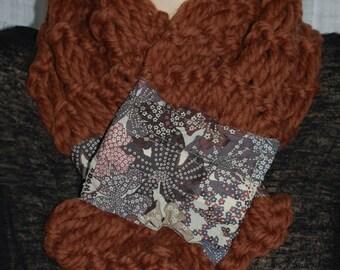 Magnetic closure (37) scarf