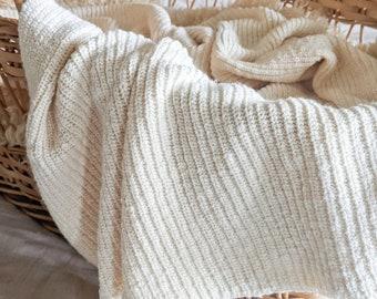LINDEN Baby Blanket