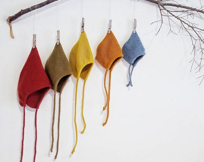 Featured listing image: GUMNUT bonnet