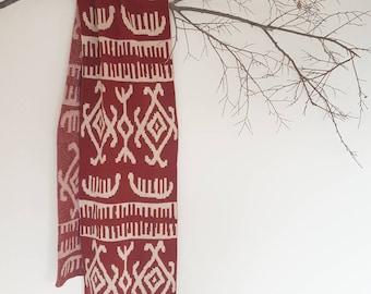 NORSE merino wool scarf